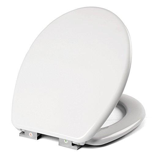 WOLTU WS2728-a Premium WC Sitz aus Duroplast, mit ...